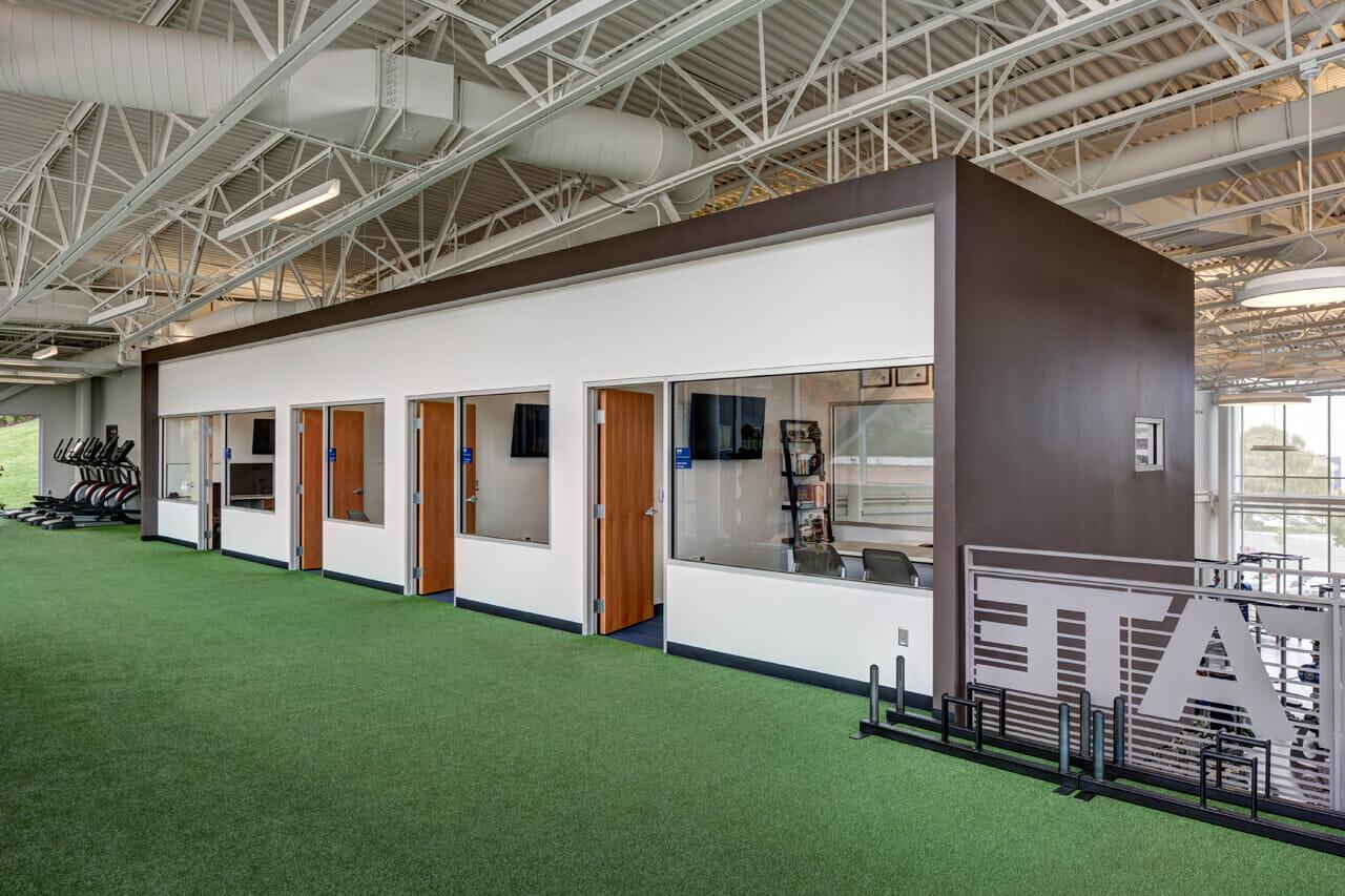 utah state university athletics strength and conditioning center