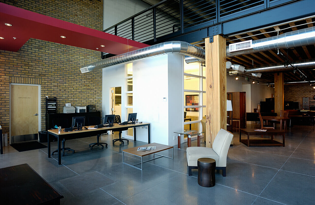 Lofgren 39 S Furniture Showroom Distribution Center Ajc