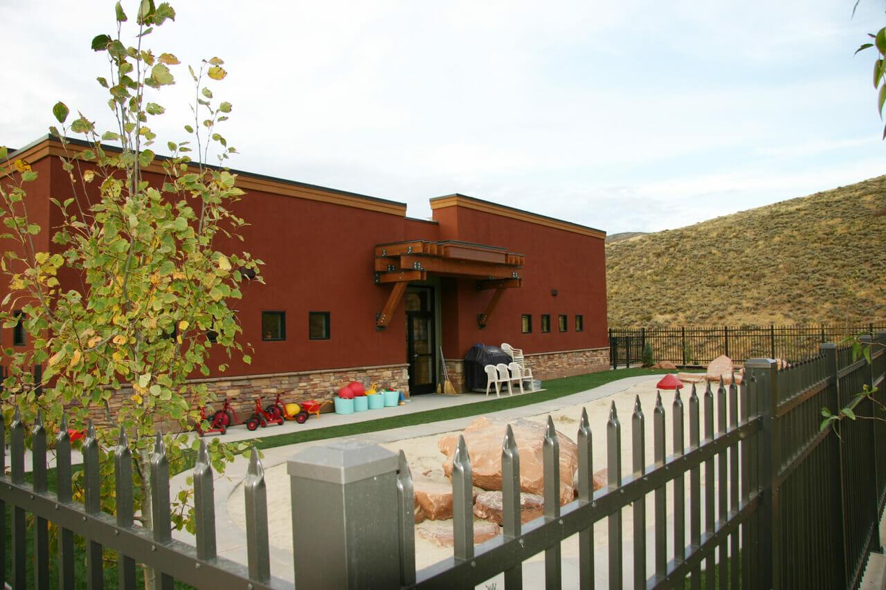 Soaring Wings Montessori School Park City Utah Ajc Architects