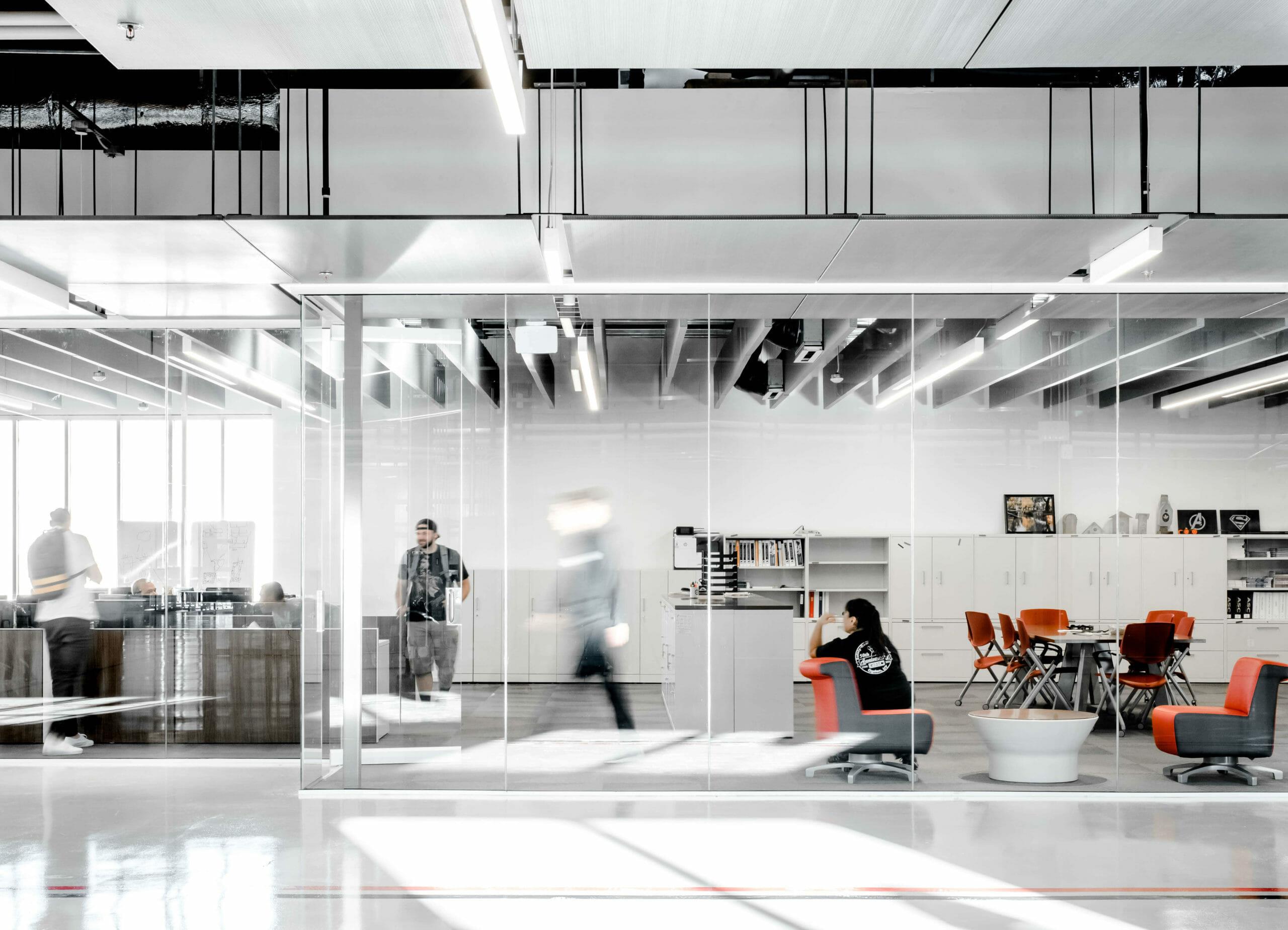 OWATC Business Depot Ogden Bay 2 Build out ajc architects
