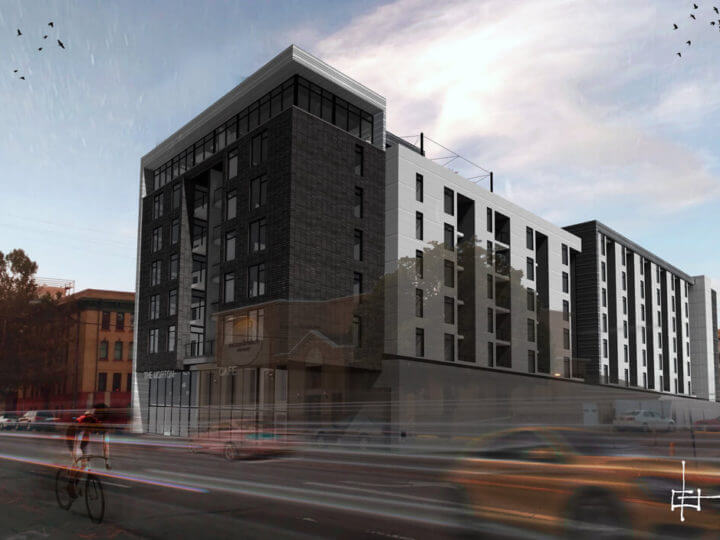 Building Salt Lake: Seattle Developer to Build New Downtown Apartments