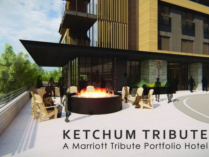Ketchum Leaders Give Tribute Hotel a Green Light
